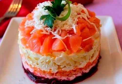 salat-semga-na-podushke